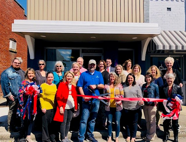 The Smithville-DeKalb County Chamber had a Ribbon Cutting for Lake Homes Realty's new location at 106 West Main Street in downtown Smithville. The owner/broker is Tony Luna. For more info, call 615-210-9522 or check out the Lake Homes Realty website at: onthelake.com.