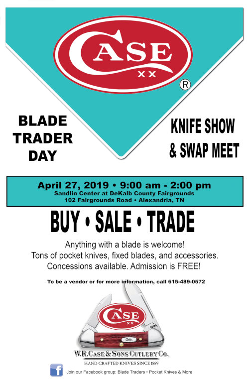 Case Knife Show