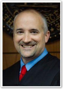 Judge Gary McKenzie