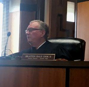 Judge Bratten Cook, II