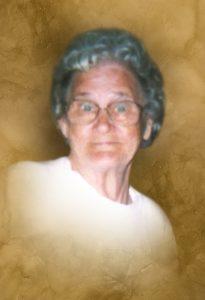 Nonnie Bell Johnson