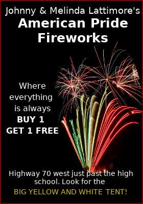 American Pride Fireworks
