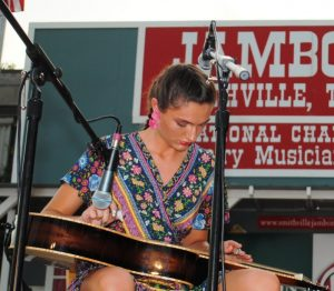 *Dobro Guitar: First Place-Ivy Phillips of Chapmansboro