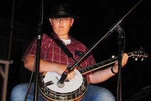*Old Time Banjo: First Place-Jordan Rayne Judkins of Smithville
