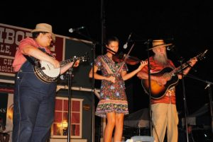 *Old Time Fiddle Band: First Place-The Slim Chance Band of Smyrna