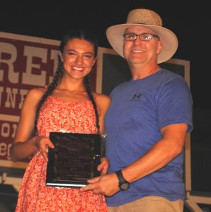 Ivy Phillips Wins Fiddle-Off to Claim the Jamboree's Biggest Prize for Third Time