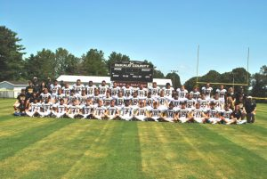 2019 DCHS Tiger Football Team