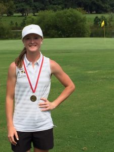 DCHS Golfer Anna Chew Finishes 2nd in Cookeville Early Bird Tournament
