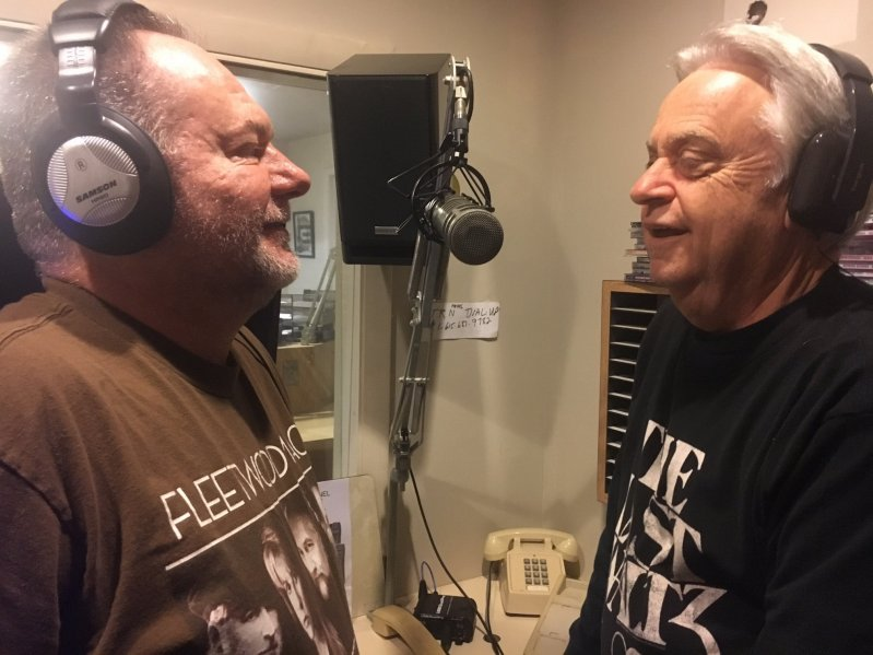 """Reeling in the Years"" with former WJLE announcers Shawn Jacobs and Dennis Stanley Airs Saturday Night on WJLE"