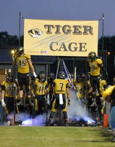 DCHS Tigers to Host Cannon County Lions tonight for Homecoming (Tena Edwards Photo)