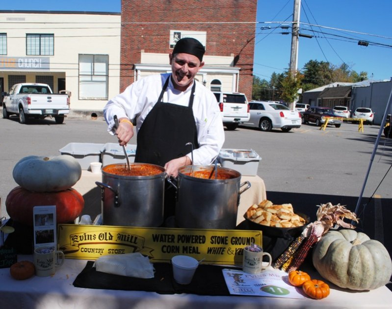 "2019 Habitat Chili Cook-Off and Bake Sale: ""25th Anniversary Chili"" from Evins Mill"" with Jason Evins"