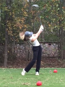 DCHS Golfer Anna Chew Finishes 7th in State Tournament