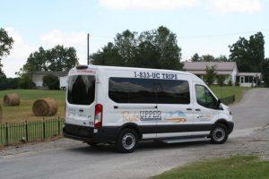 UCARTS Buses Undergo Rebranding