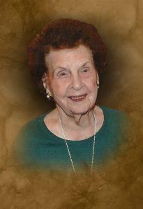 Mary Ellen Thornton Catron
