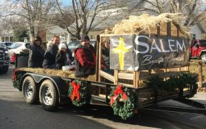 Liberty Christmas Parade: Salem Baptist Church