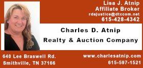 Charles Atnip Realty & Auction