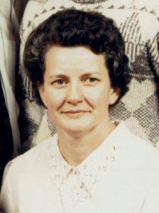 Georgia Fay Nixon