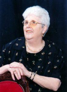 Tootsie Mae Burchfield