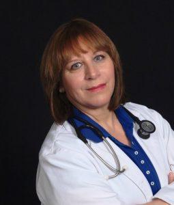 Nurse practitioner Gianna Owens