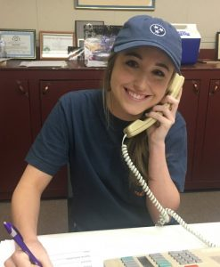 WJLE Radiothon for the DCHS Class of 2020 Project Graduation set for June 5 from 9 a.m. until 12 noon (Pictured-Macy Hedge from 2019 Radiothon)