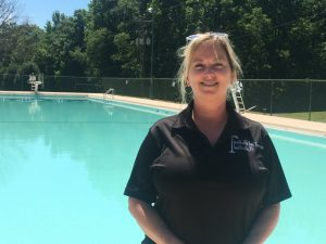 Manager Jeania Cawthorn has announced that the Smithville Municipal Swimming Pool will open today (Friday, June 26) at 11 a.m.