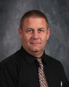 DCHS Principal Randy Jennings.