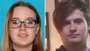 17 year old Brooke Tabitha Ciolkosz of Spring Hill, the focus of a TBI Endangered Child Alert and 16-year-old Dawson Brink of Indiana were found in DeKalb County in June with an AR-15 rifle, fully loaded 30 caliber pistol, and a large amount of ammunition