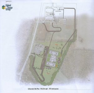 Architect Reveals Preliminary Schematic Site Plan for New Elementary School