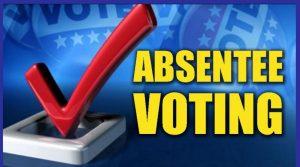 Absentee Ballot Requests up in DeKalb County