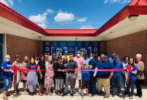 The Smithville-DeKalb County Chamber was honored to be asked to have a Ribbon Cutting Monday for the DeKalb Middle School renovations.