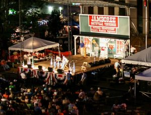 Chamber Seeks Tourism Grants for New Fiddlers Jamboree Stage and Enhancements to County Complex Theater
