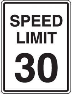 During Monday night's monthly meeting, the county commission voted to establish a posted 30 mile per hour speed limit on the Four Seasons Road from the Young Bend Cemetery to the Corps of Engineers line. A 30 mile per hour speed limit will also be posted on Dearman Street from the Smithville City Limits to Bright Hill Road. The portion of Dearman Street in the city is already posted at 30 miles per hour.