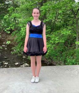 2020 Virtual Jamboree Junior Clogging Winner – Grayson Long – Elkton, VA