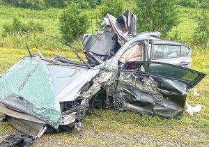 McMinnville Woman Killed in Liberty Car Crash