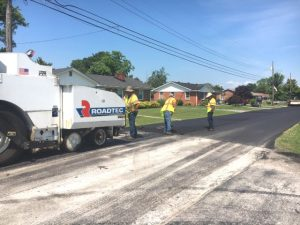 City Awarded USDA Loan and Grant for Street Paving