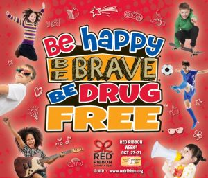 The DeKalb Prevention Coalition invites the community to take a visible stand against drug abuse by celebrating Red Ribbon Week from October 23-31.