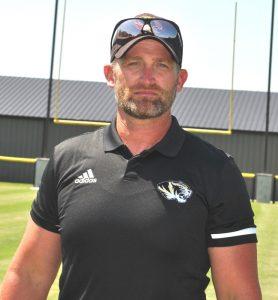 DCHS Tiger Football Coach Steve Trapp Region Coach of the Year