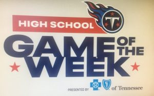 DCHS at Macon County Nominated for Tennessee Titans High School Game of the Week (Fans Cast Your Vote Today)