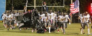 *DCHS Tiger Football Team makes another State Play-Off run.