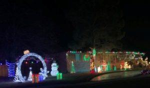 Dowelltown City Lights Contest Starts Monday, December 14