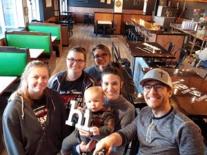 The White Possum Restaurant Owner/Manager Rawlin Vanatta and his family and staff invite you back again when the eatery reopens March 1 after renovation