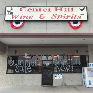 City Approves Certificate of Compliance for Potential New Liquor Store Owners of Center Hill Wine and Spirits beside Food Lion on South Congress Boulevard