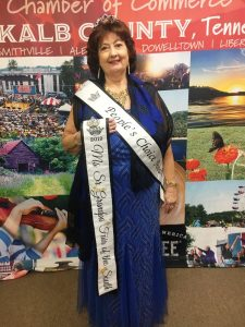 """Susan Hinton Captures """"Peoples Choice Award"""" at Ms. Tennessee Senior Pageant"""