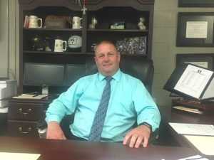 DCHS Principal Randy Jennings Stepping Down At End of School Year