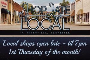 """Monthly """"Shop Late Local"""" Event Kicks-Off August 5"""
