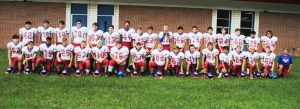 Saints Upend Watertown 22-6