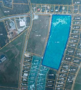 The City of Smithville is a step closer to annexing property for a future residential development into the corporate limits. During Monday night's regular monthly meeting, the aldermen adopted a resolution setting a public hearing for October 4th at 6 p.m. at city hall on the proposed annexation and plan of services for the site on Parkway Drive near the airport adjacent to the Airport Park property.