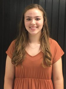 DCHS Homecoming Sophomore Attendant Abby Grace Cross