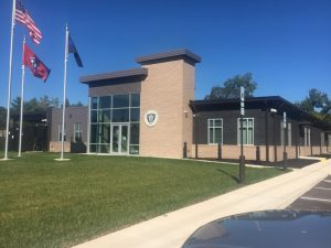 New City of Smithville Police Department