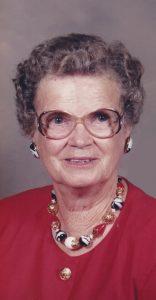 Maudell Judkins Womack